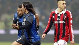Foto: (Previa) El debut de Mancini marca el derbi de Milán (REUTERS)