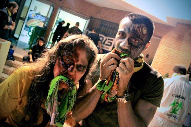 Foto: La 'Survival Zombie' se celebrará el 29 de noviembre con más de mil participantes