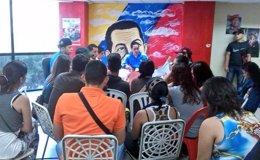 Foto: El presunto asesino de Robert Serra pide asilo político en Colombia (TWITTER)