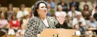 Foto: El Teatro Real rendirá homenaje a Montserrat Caballé el próximo 9 de diciembre con un concierto (PALAU DE LA MÚSICA DE VALENCIA)