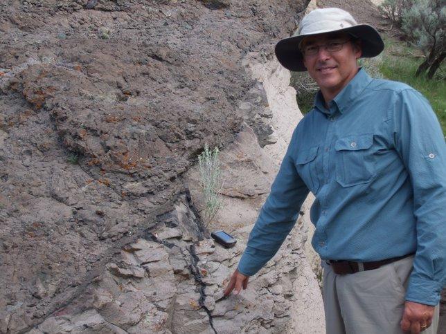 Localizan en Utah un colapso de tierra del tamaño de Tenerife