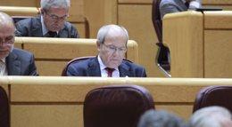 Foto: Montilla cree que la querella no prosperará pero dice que Mas puede contar con él si lo hace (Europa Press)