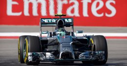 Foto: Rosberg firma la pole y Alonso saldrá décimo (USA TODAY SPORTS / REUTERS)