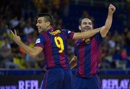 Foto: El FC Barcelona se mete en la 'Final Four' (FCB)