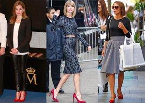 Foto: Zapatos rojos para días grises (EUROPA PRESS//CORDON PRESS)