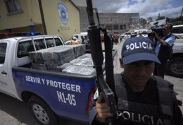 Foto: El director de la Policía de Honduras abandona finalmente su cargo (REUTERS)