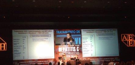 """Foto: Expertos en hepatitis C valoran los 2 fármacos de nueva generación y alertan de """"restricciones"""" del Ministerio y CCAA (EUROPA PRESS)"""