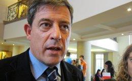 """Foto: Besteiro asegura desconocer """"qué hay detrás del registro"""" en la Diputación de Lugo y dice no estar """"preocupado"""" (EUROPA PRESS)"""