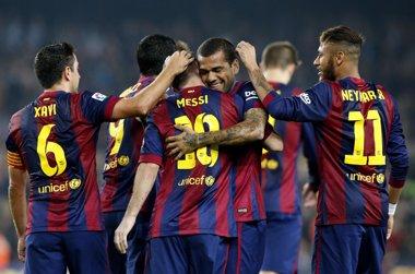Foto: Histórico Messi (REUTERS)