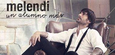 Foto: Melendi firmará discos en Oviedo, Madrid, Barcelona, Valencia, Alicante, Santander, Bilbao y Murcia (WARNER MUSIC)
