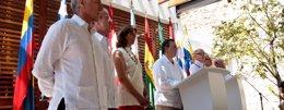 Foto: Alianza del Pacífico y Mercosur dialogarán esta semana en Chile (DIRECON.GOB.CL)