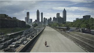 The Walking Dead: Todas las versiones de la carretera a Atlanta