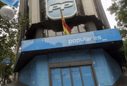 Foto: Cargos del PP piden recuperar la iniciativa y ven clave el debate anticorrupción y la visita de Rajoy a Cataluña (EUROPA PRESS)