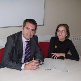 Foto: 'la Caixa' donará 2.250 euros al Centro de Atención Hermano Isidoro (CRUZ BLANCA)