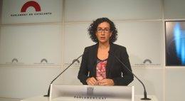 Foto: ERC reclama elecciones y un gobierno de unidad que construya estructuras de Estado (EUROPA PRESS)