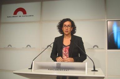 Foto: 9N.- ERC reclama eleccions i un govern d'unitat que construeixi estructures d'Estat (EUROPA PRESS)
