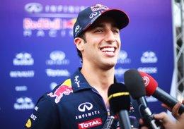 "Foto: Ricciardo: ""Ha sido una temporada casi perfecta"" (MARK THOMPSON)"