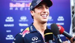 "Foto: Ricciardo: ""Ha sido una temporada casi perfecta"" (MARK THOMPSON)"