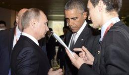 Foto: Putin asegura que Rusia no permitirá quedar aislada tras otro Telón de Acero (RIA NOVOSTI / REUTERS)