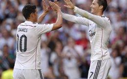 Foto: Ronaldo suma y sigue en el pichichi (REUTERS)