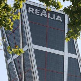 Foto: Realia repunta más de un 3% en Bolsa (EUROPA PRESS)