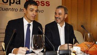 """9N.- Sánchez creu que Rajoy potencia l'independentisme i veu el PSC com a """"punt de trobada"""""""
