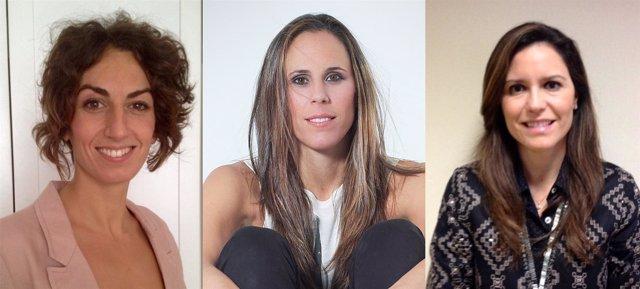 Foto: Pérez-Amor, Raquel Corral y Amaya Valdemoro, protagonistas este martes de los Desayunos Deportivos de EP