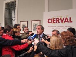 """Foto: Rosell pide a Podemos poner """"los pies en tierra"""" y acompañar sus propuesta """"con datos"""" porque """"nada es gratis"""" (EUROPA PRESS)"""