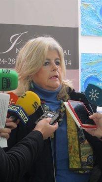 La representante de los herederos de Juan Ramón Jiménez, Carmen Hernández-Pinzón