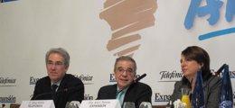 """Foto: Alierta afirma que la economía española """"es muy competitiva"""" y será de las que más crezca en 2015 en Europa (EUROPA PRESS)"""