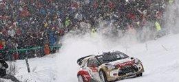 Foto: Loeb correrá el Rally Monte Carlo 2015 con el nuevo Citröen DS3 (WRC)