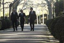 Rajoy y Hollande en la cumbre hispano-francesa