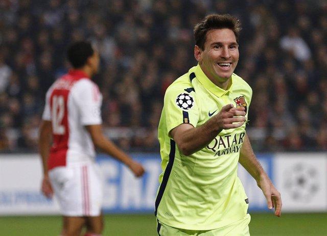 Foto: Messi busca otro récord goleador en Chipre