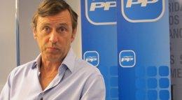 """Foto: El PP dice que el apoyo del PSOE a revisar la reforma constitucional de Zapatero es ya """"de frenopático"""" (EUROPA PRESS)"""