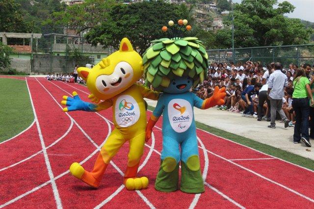 Foto: Las mascotas de Río 2016, el secreto mejor guardado de los Juegos Olímpicos