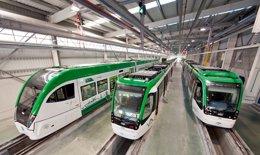 Foto: CAF, Ixolux y Azvi se adjudican el ferrocarril entre México y Toluca (CAF/KARLOS CORBELLA)