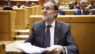 """Rajoy: """"No vaig donar cap instrucció a la Fiscalia"""""""