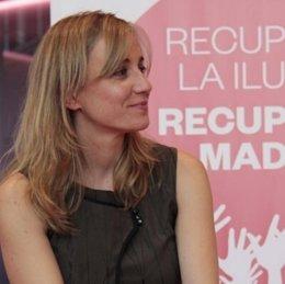 Foto: Tania Sánchez niega haber adjudicado ningún contrato a su hermano (EUROPA PRESS)