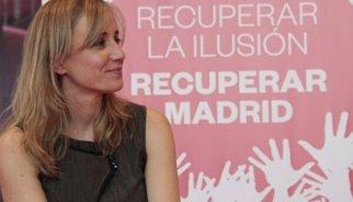 Tania Sánchez, novia de Pablo Iglesias, asegura que no hay ninguna irregularidad en la venta de su vivienda de Rivas