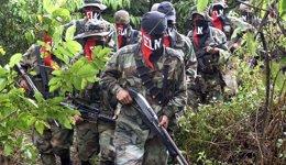 Foto: El Ejército captura a ocho guerrilleros del ELN en el sur del departamento de Bolívar (REUTERS)