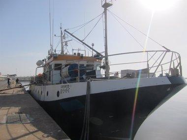 Foto: Los diez acusados de transportar hachís en un pesquero pasan a disposición del juez este miércoles (EUROPA PRESS)