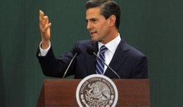 Foto: Peña Nieto prevé un plan para evitar que se repitan hechos como la presunta masacre de estudiantes en Iguala (CARLOS PEREDA MUCINO/NOTIMEX)