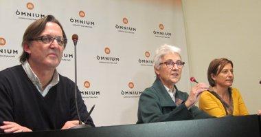 """Foto: Forcadell (ANC) cree que Mas ha puesto """"muy difícil"""" rechazar la lista unitaria (EUROPA PRESS)"""