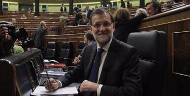 """Foto: Rajoy niega haber """"engañado"""" a los españoles porque no ha habido reférendum: """"He cumplido con mi deber"""" (EUROPA PRESS)"""