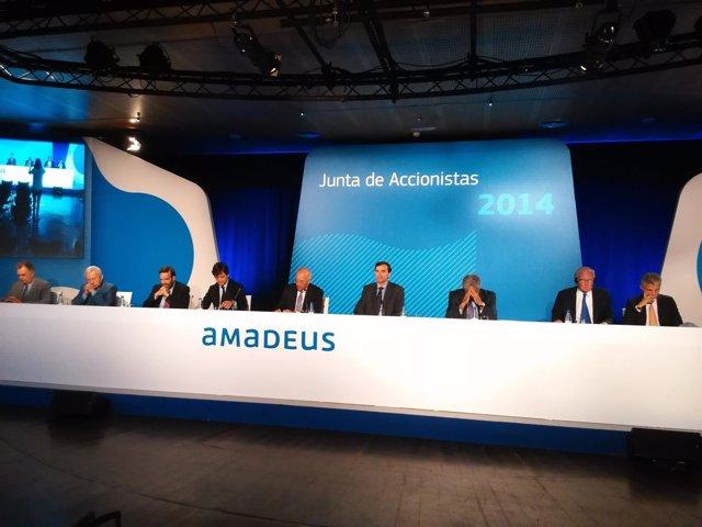 Foto: Amadeus cede un 2% en el Ibex 35, tras la venta del 1,4% por parte de Air France