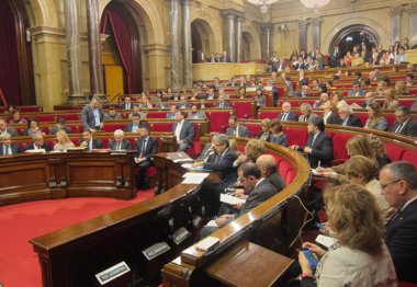 Foto: Mas y Junqueras coinciden en dialogar (EUROPA PRESS)