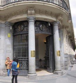 Foto: La Intervención del Estado aprueba con salvedades las cuentas de la extinta CNE (EUROPA PRESS)