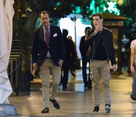 Jaime de Marichalar comparte el mismo gusto por la moda que sus amigos