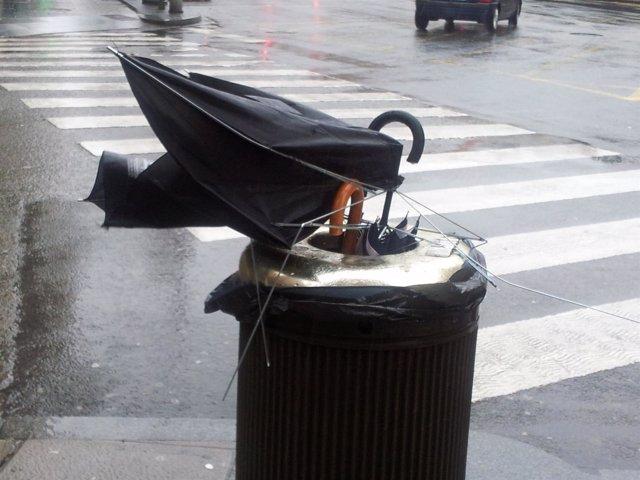 Foto: Activada la alerta amarilla por fuertes vientos este viernes