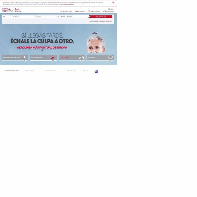 Foto: Economía/Empresas.- Indra desarrolla el nuevo portal de comercio electrónico de Iberia Express